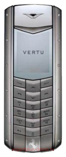 Vertu Ascent Ferrari 60